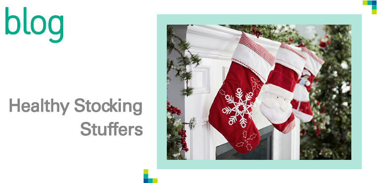 Blog: Healthy Stocking Stuffers